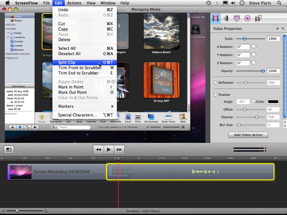 ScreenFlow for Mac - Screen Recorder Review