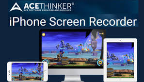 AceThinker – iPhone Screen Recorder